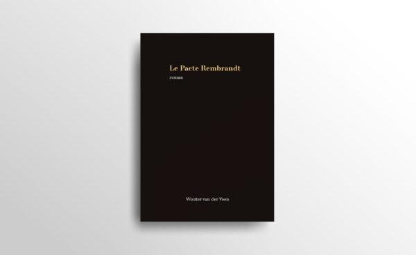 Livre papier Le Pacte Rembrandt, Couverture